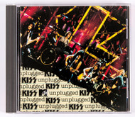 KISS Audio CD - Unplugged