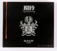 KISS Audio CD - Symphony - DELUXE
