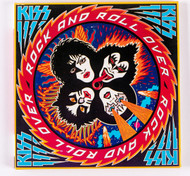 KISS Audio CD - Rock and Roll Over, Cardboard Sleeve, Japan, 1997