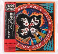 KISS Audio CD - Rock and Roll Over, Cardboard Sleeve, Japan, 1998