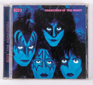 KISS Audio CD - Creatures of the Night, The REMASTERS