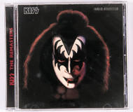 KISS Audio CD - Gene Simmons Solo The REMASTERS