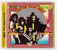 KISS Audio CD - Hotter Than Hell, The REMASTERS