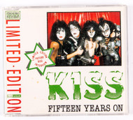 KISS Audio CD - Interview, Fifteen Years On