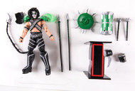 KISS McFarlane Figure - Peter Criss Letter Stand, (no box)