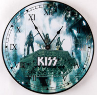 KISS Clock - Stage Elevator