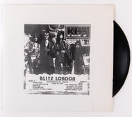 KISS Vinyl Record - Blitz London