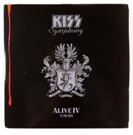 KISS Vinyl Record - KISS Symphony, (open)