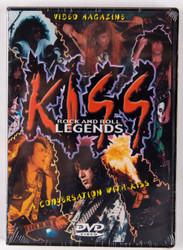 KISS DVD - Rock and Roll Legends, (unofficial)