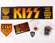 KISS Army Fan Club Kit, 2007