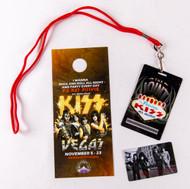 KISS Concert Pack - Las Vegas Residency 2014