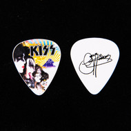 KISS Guitar Pick -  Mt Fuji Japan, Gene