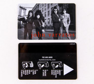 KISS Hotel Key Card - John Varvatos, Vegas