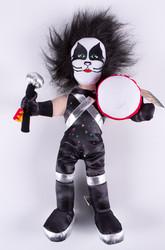 KISS Figure - Plush Doll, Peter Criss