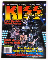KISS Magazine - Official KISS Quarterly Magazine #4