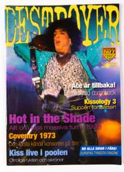 KISS Magazine - Destroyer, Sweden 2008, #20
