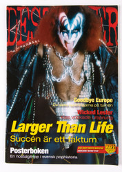 KISS Magazine - Destroyer, Sweden 2009, #23