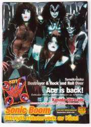 KISS Magazine - Destroyer, Sweden 2009, #25