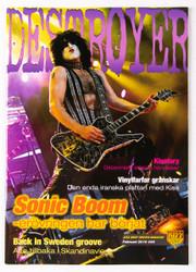 KISS Magazine - Destroyer, Sweden 2010, #26