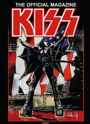 KISS Magazine - Official KISS Magazine 2018, Gene Cover