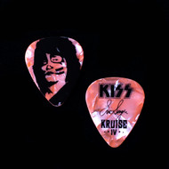 KISS Guitar Pick - KISS Kruise IV Rose Pearl, Eric