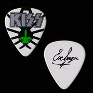 KISS Guitar Pick - 40th Anniversary Spider, Eric