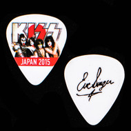 KISS Guitar Pick - Japan 2015, Eric