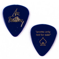 Ace Frehley Guitar Pick  - 12 Picks Promo, Dark Blue