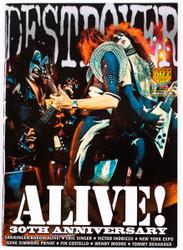 KISS Magazine - Destroyer, Sweden #14