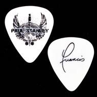 Paul Stanley Guitar Pick - 2006 Solo Tour, Francis