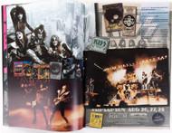 KISS Tourbook - Monster, 2013, 40th Anniversary, JAPAN