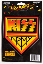 KISS Sticker - KISS Army Rockerz