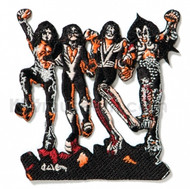 KISS Patch - Destroyer