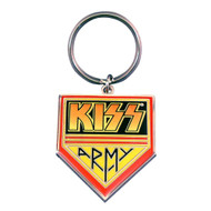 KISS Keychain - KISS Army Color