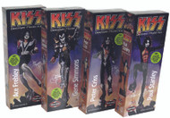 KISS Polar Lights Models - set of 4, (blue box version)
