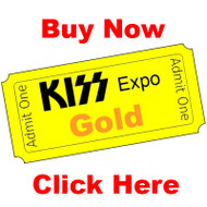 New Jersey KISS Expo 2016 Ticket - GOLD (pre-order tickets picked up at show)