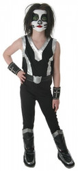 KISS Costume - Peter Criss ALIVE CHILD