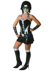 KISS Sexy Women's Halloween Costume - CATMAN