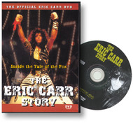 The Eric Carr Story - Inside the Tale of the Fox DVD (sealed)