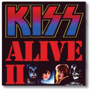 KISS Ceramic Tile - Alive 2