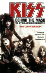 KISS Behind the Mask - soft cover