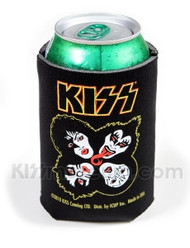 KISS Can Cooler Huggie - FACES