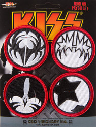 KISS Patch set - Icons