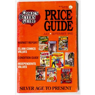 KISS Magazine - Comic Buyer's Price Guide 1990