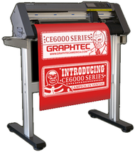 Graphtec CE6000 Plus Series Cutting Plotters