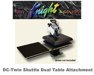 DC-Twin Shuttle Dual Table Attachment