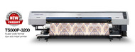 Mimaki TS500P-3200 Dye Sublimation Printer