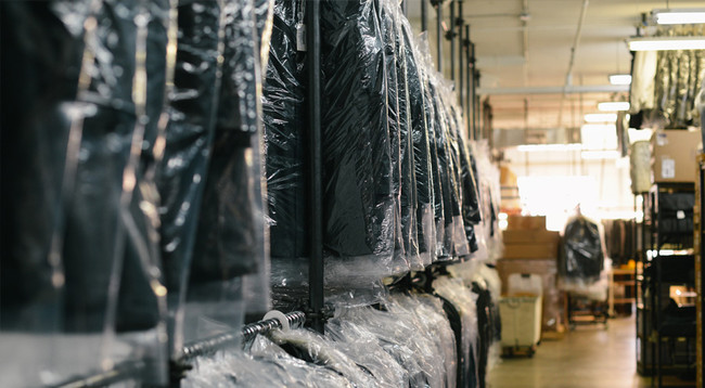 3 Items You Shouldn't Dry Clean; But Probably Are