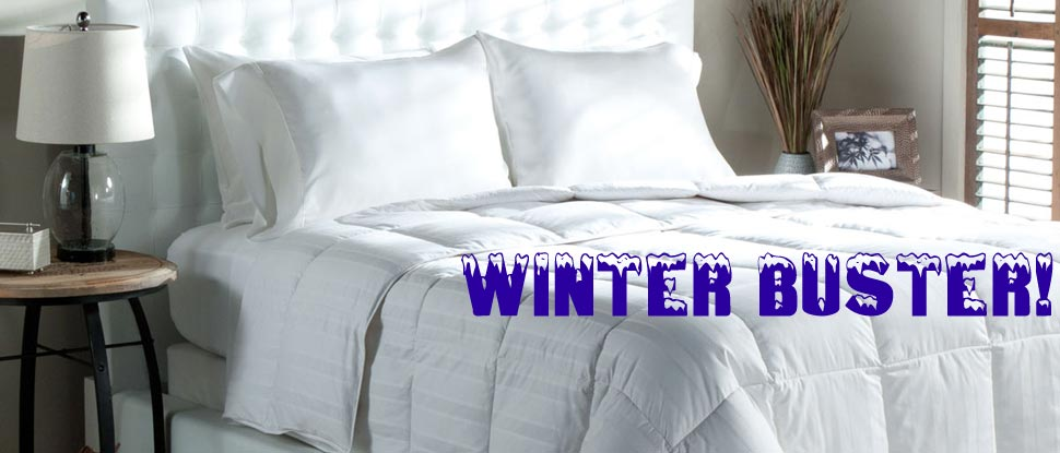 Heavy Winter Down Comforter Sale