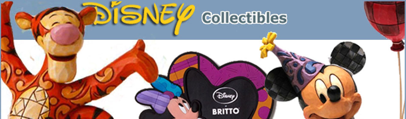 Disney Collectible Figurines, shop now